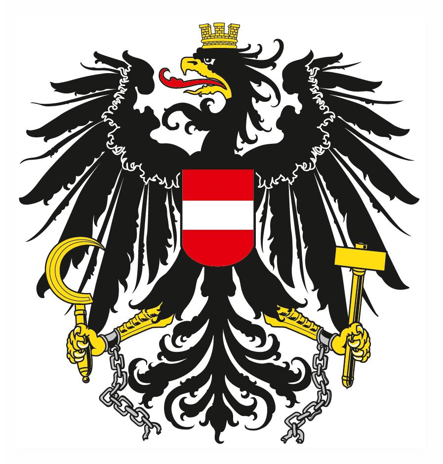 Korrektes                                 Bundeswappen